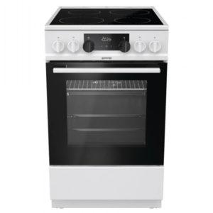 Gorenje Готварска печка със стъклокерамичен плот Gorenje EC535G 4 HiLight 70л AquaClean